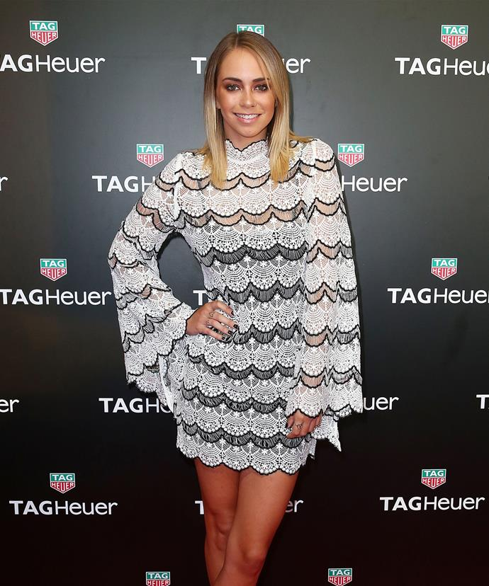 Fellow reality star Tully Smyth copped a lot of criticism from anonymous bullies after her time in the *Big Brother* house.