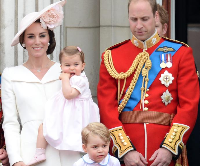 The Duke of Cambridge has previously voiced his concerns of the impact cyber bullying might have on Prince George and Princess Charlotte.