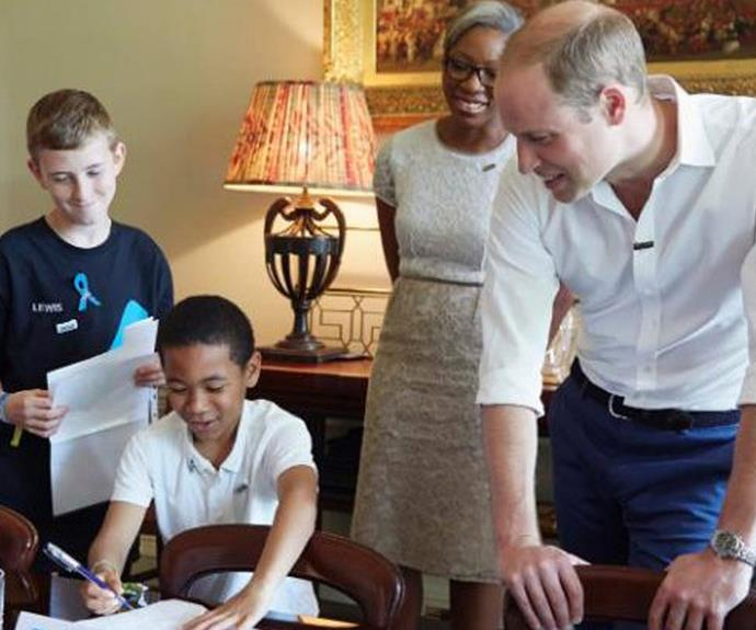 Wills has recently been travelling the globe to teach children how to stand up to their bullies.