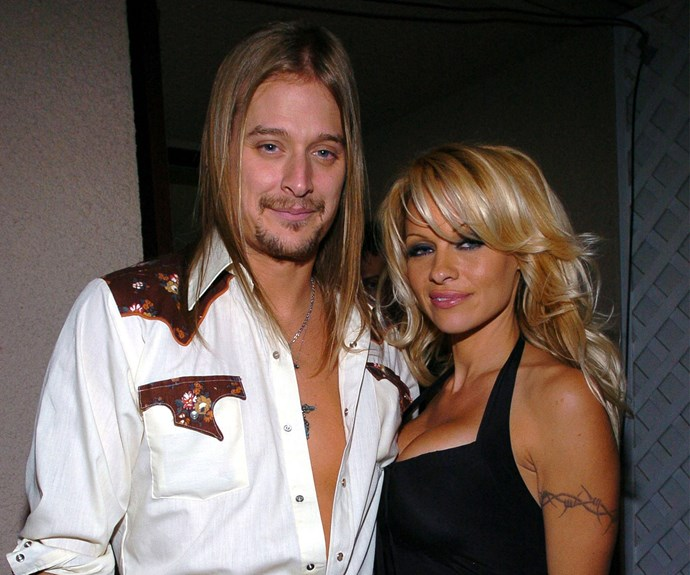 **Four months**: Pamela Anderson and Kid Rock were married in July 2006 and split just before Thanksgiving the same year.