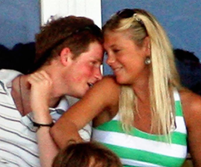 Prince Harry's Exes Chelsy And Cressida Party Together