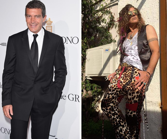 Hollywood heartthrob Antonio Banderas is set to take the lead in a new comedy, *Salty*. The *Zorro* actor will portray an aging rock star and reformed sex addict married to a supermodel who is abducted by pirates.