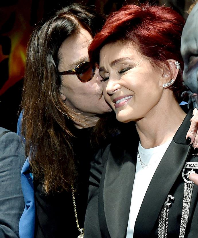 The couple have weathered plenty of ups and downs over the years, including Ozzy's struggles with sobriety.