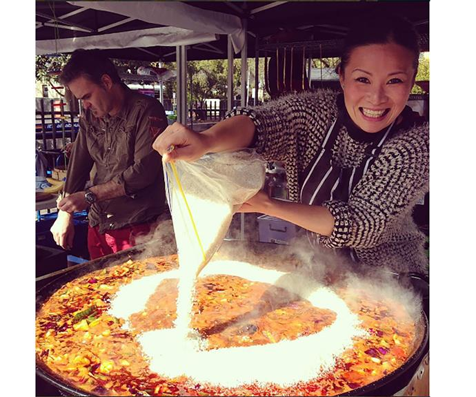 **Poh Ling Yow** We'll forever remember Poh's EPIC croquembouche in season one. *MasterChef* clearly gave Poh a taste for TV; despite losing out to Julie in the final, she went on to star in *Poh's Kitchen*, *Poh's Kitchen on the Road* and *Poh & Co.*, even getting nominated for a Logie back in 2011! Now she can be found in Adelaide Central Market at [Jamface by Poh].