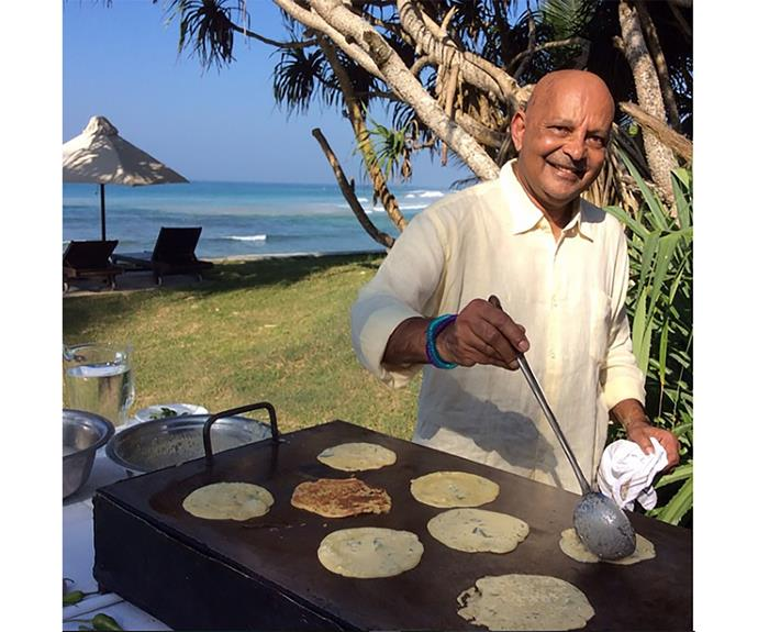 **Kumar Pereira** Kumar gave Hayden Quinn a run for his money in the favourite male of season three stakes. Granted, we can't quite remember what he cooked, but Kumar's appeal was in the charming sweetness he always displayed. He can now be found making and selling Hopper Kadé, Sri Lanken-inspired street food, in Sydney's inner west.