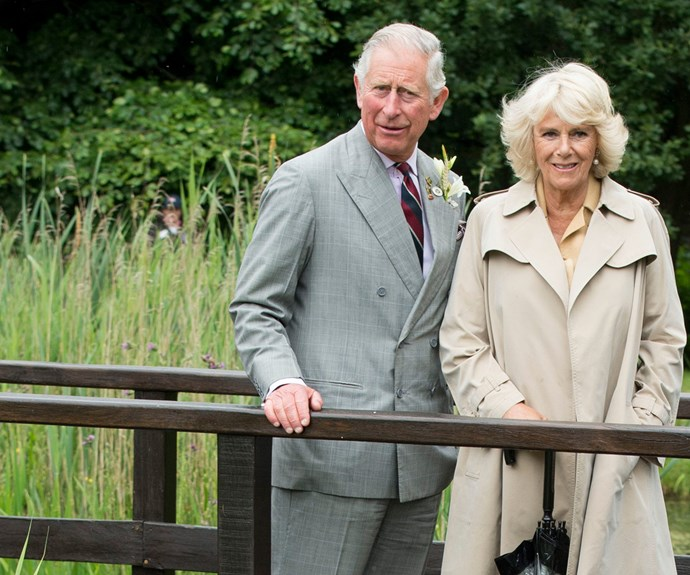 Camilla, pictured with Prince Charles, has long been a supporter of domestic abuse awareness.