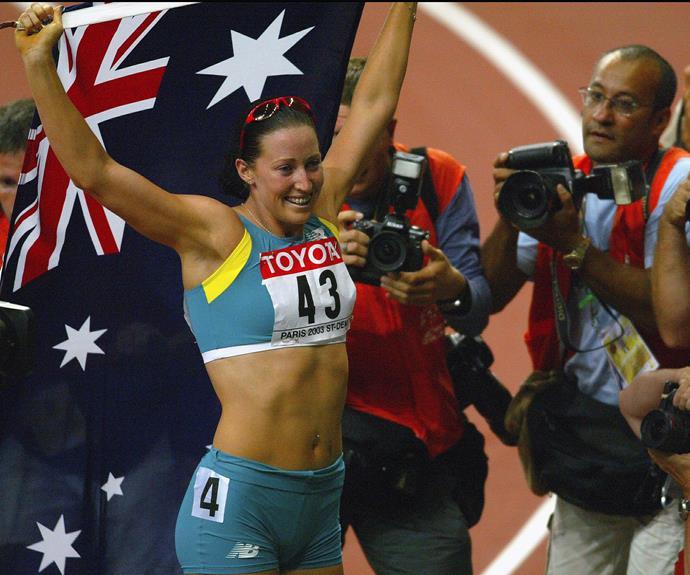 Jana is Australian sporting royalty