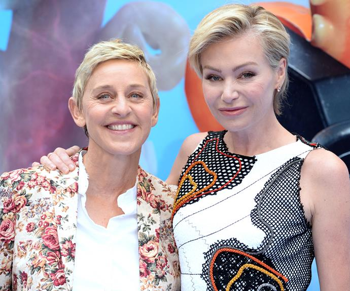 Do Ellen and Portia want kids of their own?