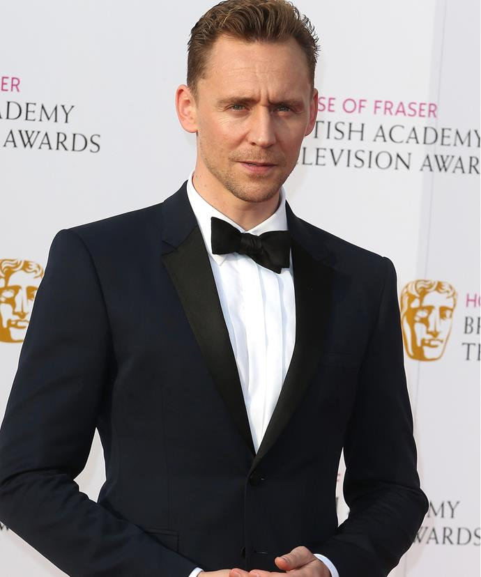 Tom's assets have seen him nab the 'Rear of the Year' crown!