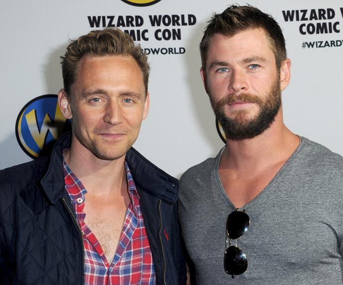 We wonder what Tom's *Thor* co-star Chris Hemsworth would have to say about the news!