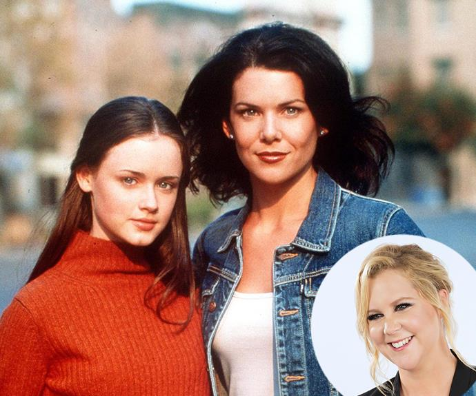 The Gilmore Girls have the Amy Schumer tick of approval!