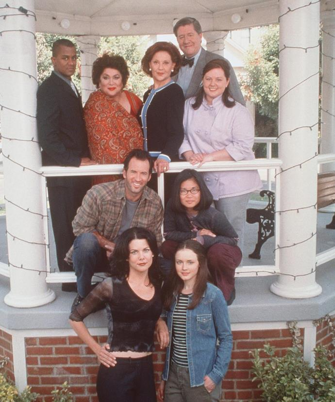 We couldn't be more excited to catch up with these Stars Hollow locals!