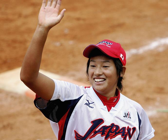 No one expected Japan to beat the American softball team in the finals at the 2008 Beijing Olympics, but they underestimated pitcher Yukiko Ueno. Her performance is still hailed as one of the best in the game and it resulted in one of the sport's greatest upsets in Olympic history. Go, Yukiko!