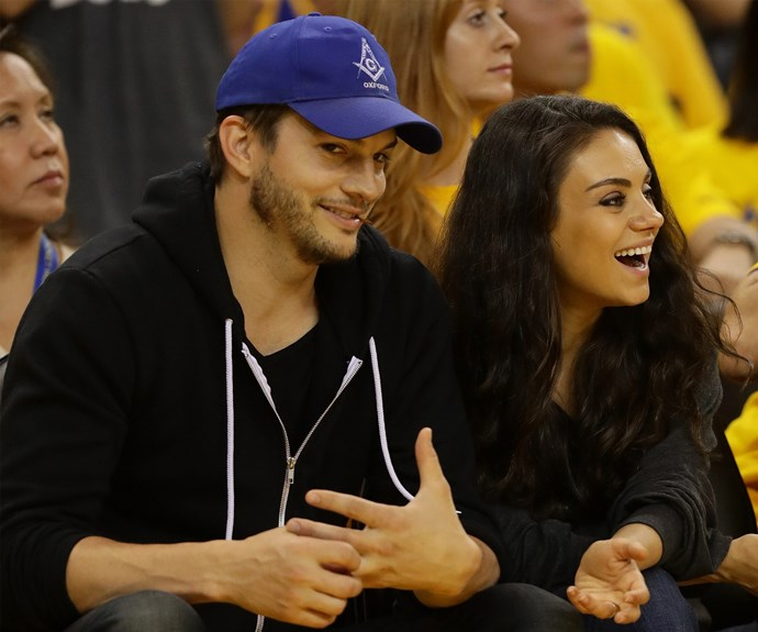 We wonder what Ashton thinks about Mila spilling all their secrets?