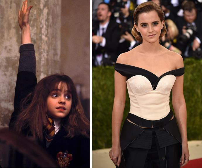 She beauty, she's grace, she's Emma Watson! The Hermione Granger starlet is one of Hollywood's finest.