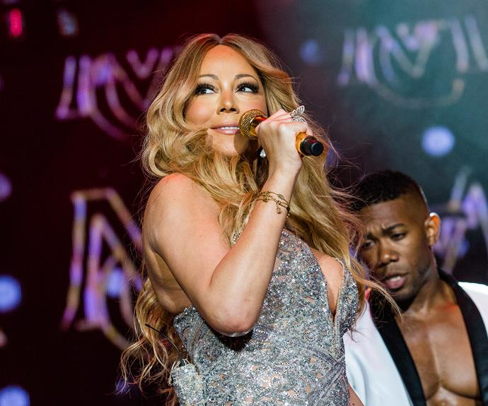 "When Mariah Carey was pregnant with twins Monroe and Moroccan, now four, she was diagnosed with pre-eclampsia and gestational diabetes. Mariah recalls that it was ""a really difficult pregnancy"" and has openly said that she won't be expanding her brood. Only time – or Mariah's World – will tell."