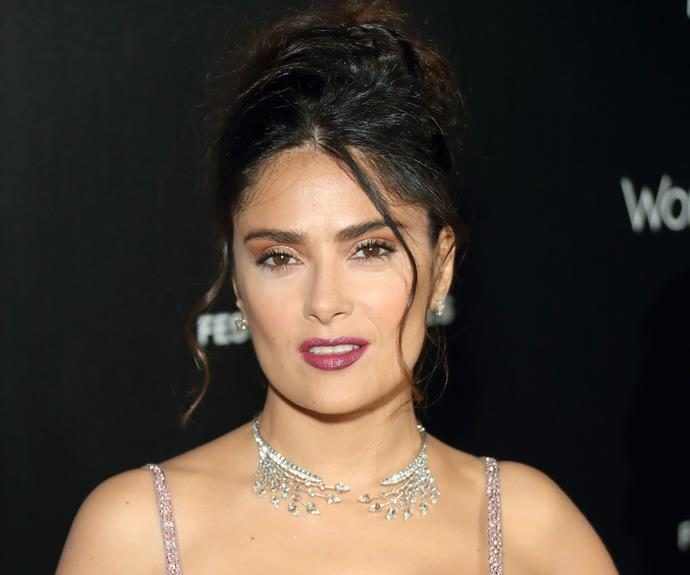 "Salma Hayek had gestational diabetes whilst pregnant with her daughter Valentina, now eight. Not that she knew it at first: ""I didn't know whether I was feeling bad because I was pregnant or whether something was seriously wrong. I was nauseated for nine months, which can be one of the symptoms,"" she told American Baby."
