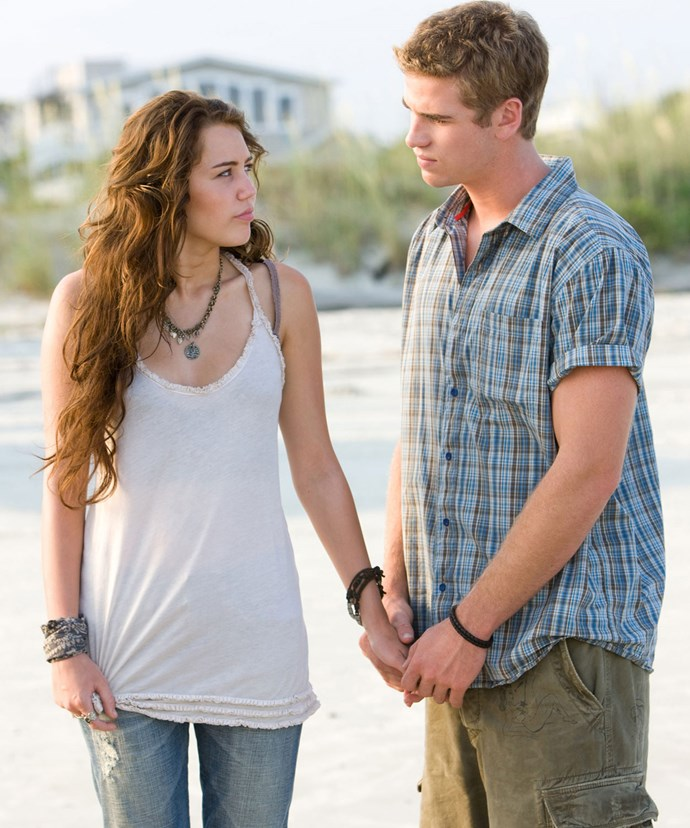 The duo met back in 2010 on the set of their feature film, *The Last Song*.