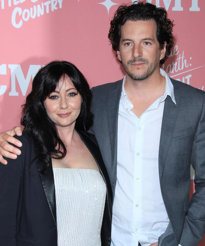Shannen has gushed about her husband Kurt's supportive nature.