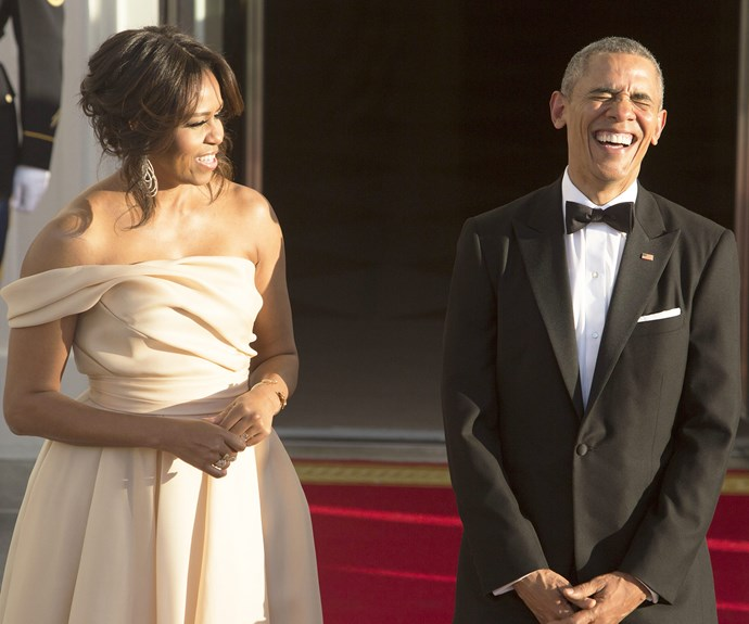 This week, the First Family also celebrated the 55th birthday of the President.