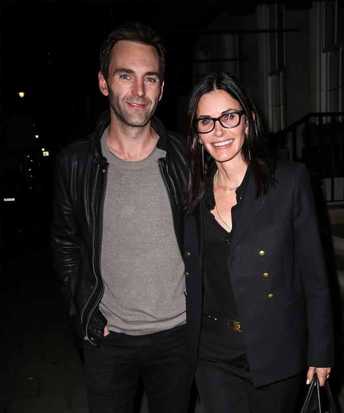 Johnny and Courteney are planning on having a big party after the private ceremony.