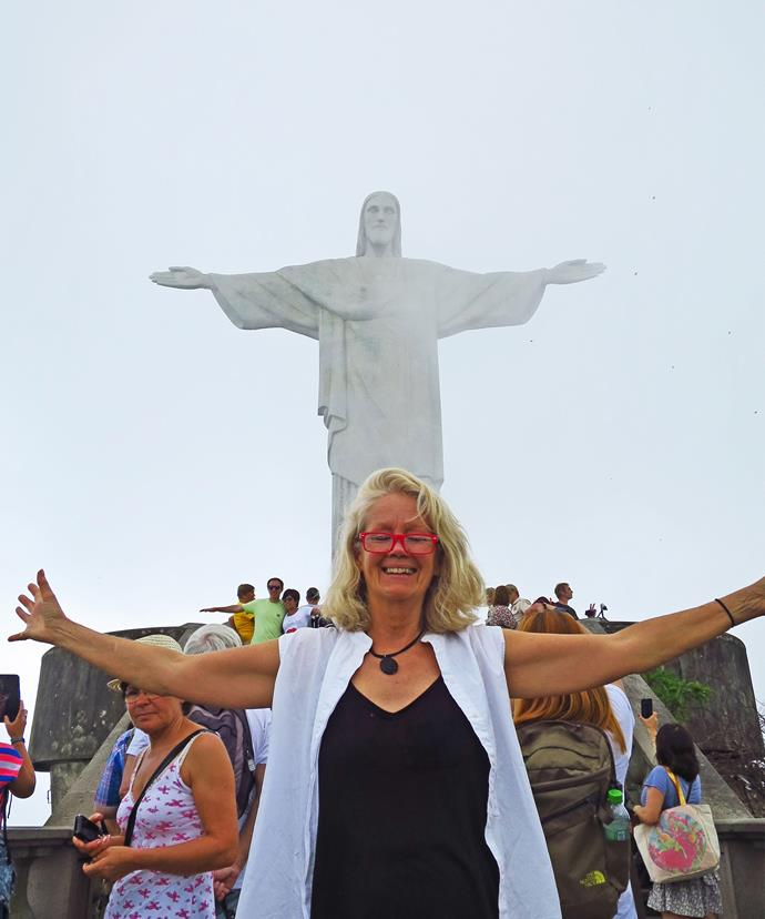 The giant statue of Christ the Redeemer is a must-do excursion.