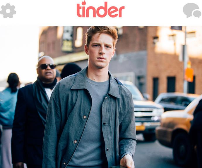 American fencer and male model Race Imboden has reportedly gotten his Tinder on while at the Olympics.