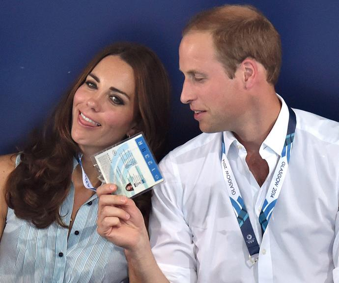 After meeting a young Kate Middleton at St Andrew's University back in 2001, the pair became fast friends before officially becoming a couple two years later. We love watching the couple joke about!