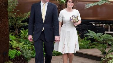 Who is Jack Brooksbank? Meet Princess Eugenie's future husband