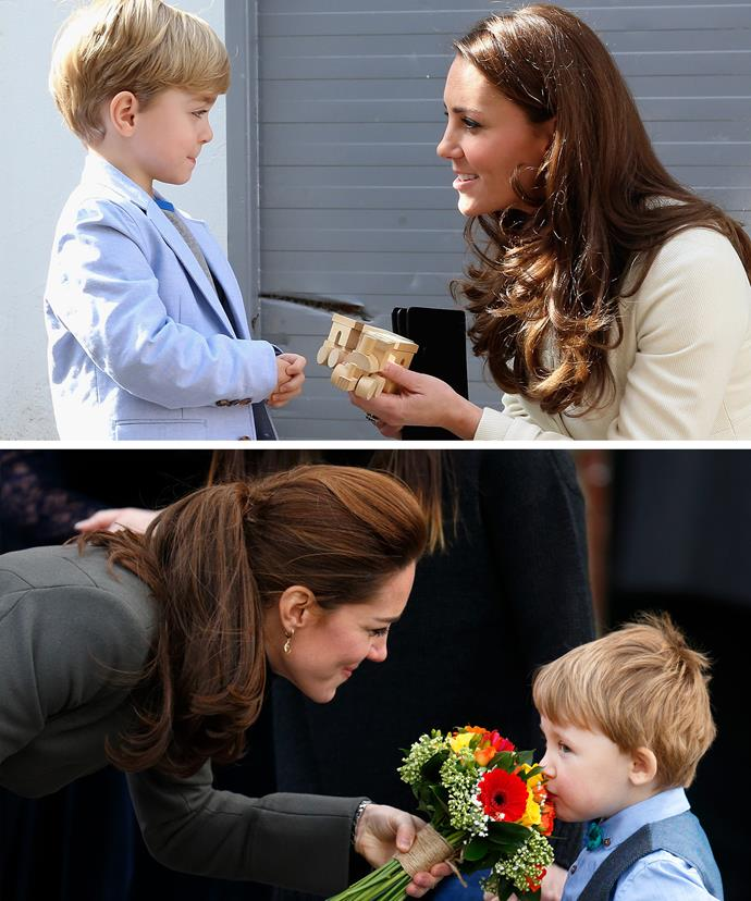 We totally understand why the Duchess is such a popular choice... After all, how many real life Princesses do you know?