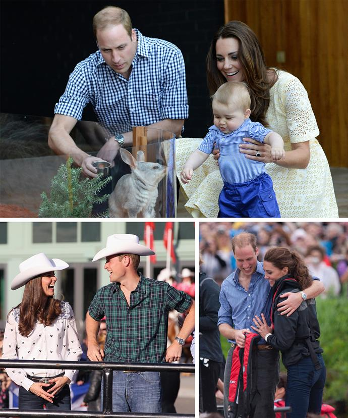 After the success of taking Prince George to Australia and New Zealand combined with the personal significance of Canada, we expect this will be an incredible royal tour!