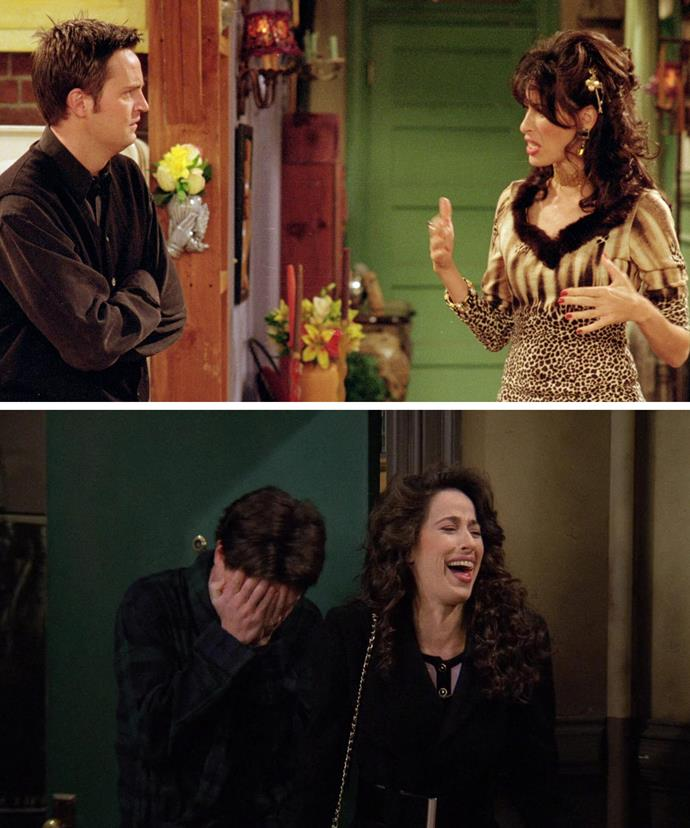 Janice is one the show's most beloved characters!
