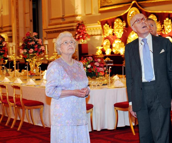 Buckingham Palace hosts countless galas and events yearly.