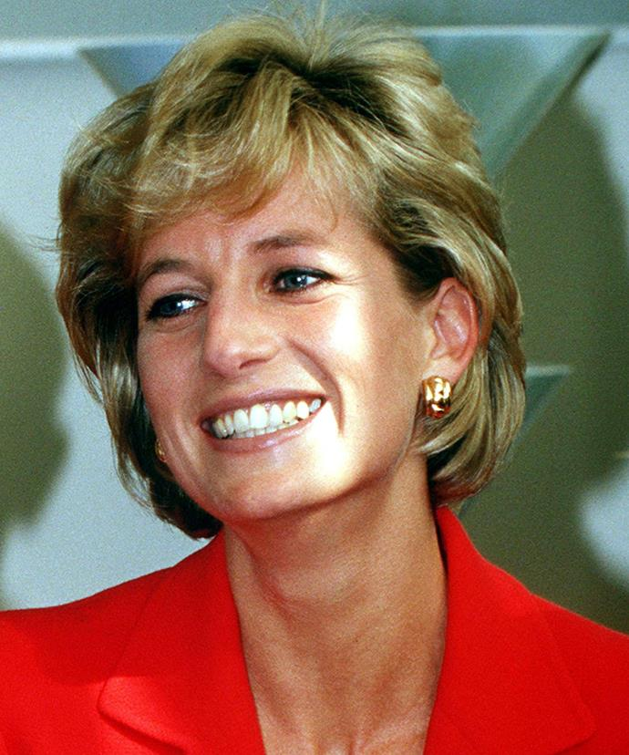 The Princess of Wales thrived off her charity work.