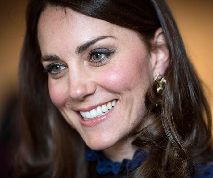 You can be sure Kate eats plenty of these to get her dazzling smile!