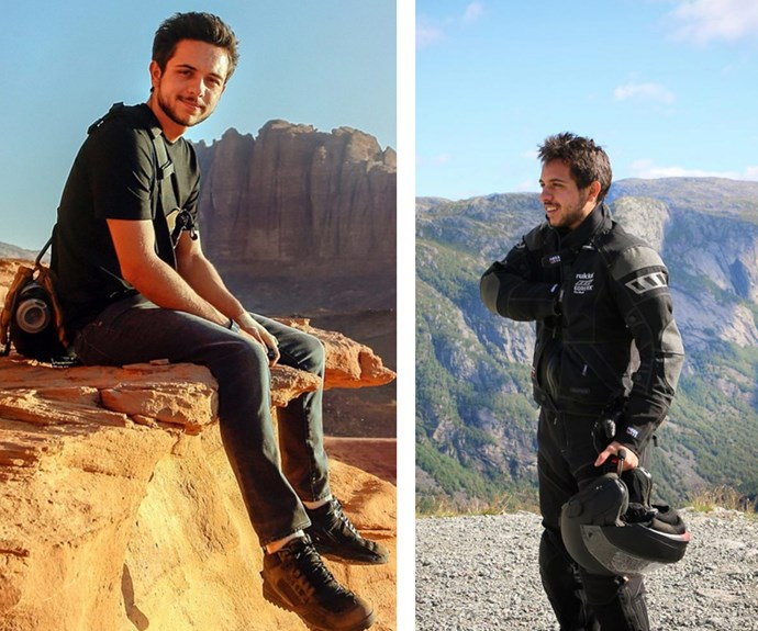The adventurous Prince Hussein just became the hottest royal you've never even heard of. With nearly a million followers on Instagram, the son of Queen Rania and King Abdullah of Jordan is fast catching up to the heartthrob status of Prince Harry.
