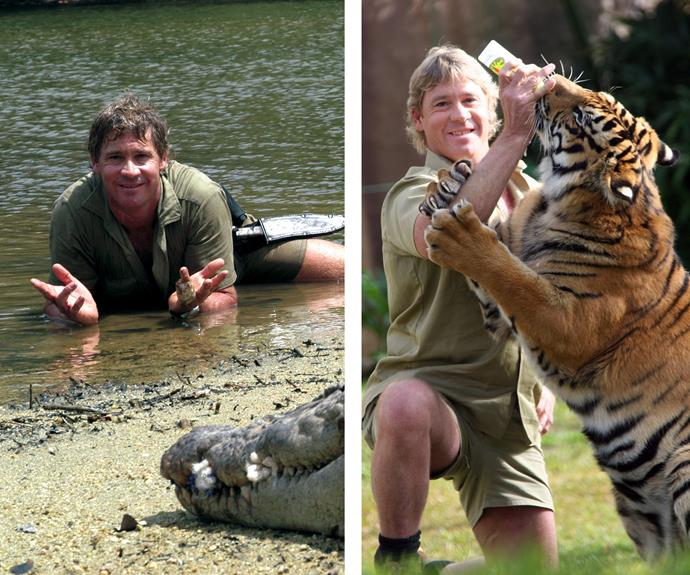 Ten years, and not a day goes by that the world doesn't think about the late Crocodile Hunter. We miss you, Steve!