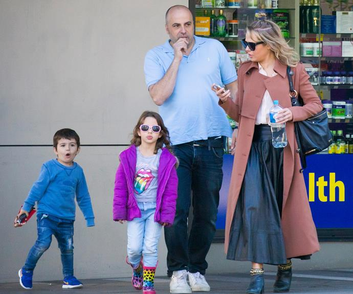 Jessica Marais, who split from James Stewart last year, has found a firm friend in Chrys Xipolitas, who was previously married to actress Ada Nicodemou.