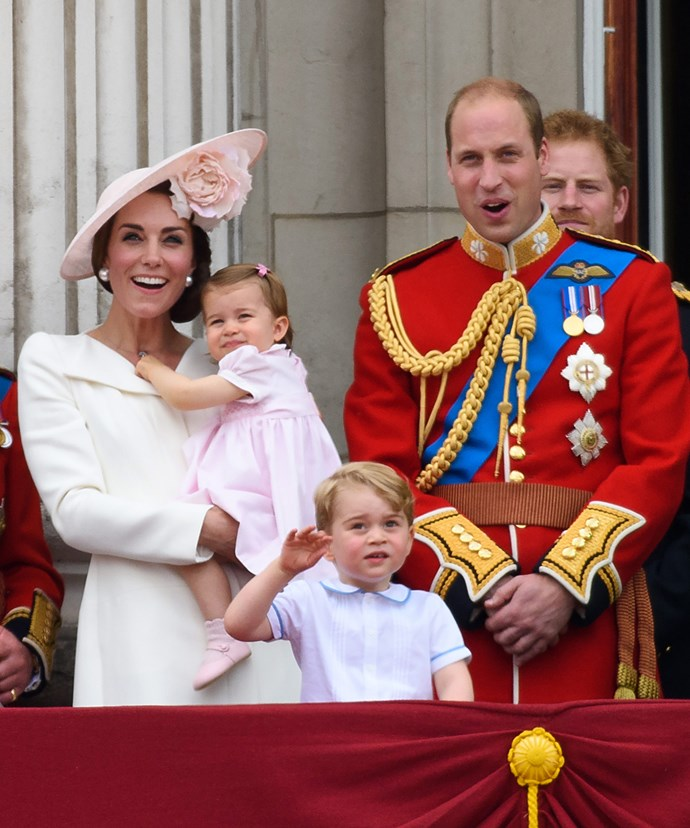 Perfect for his sweet nephew Prince George and little Prince Charlotte.