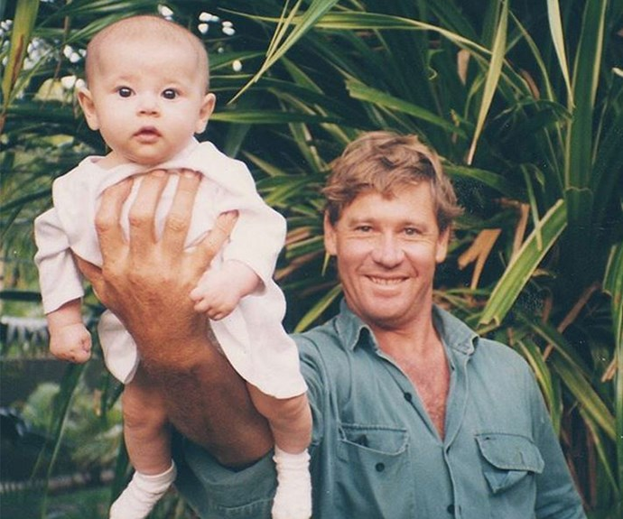 Steve and Bindi Irwin