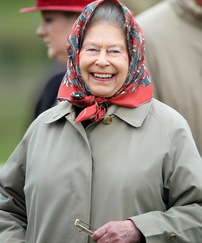 Balmoral is one of the Queen's favourite places to be.