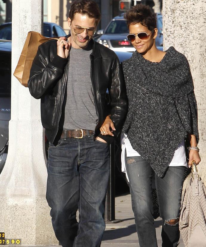 A new beginning for Halle and Olivier?