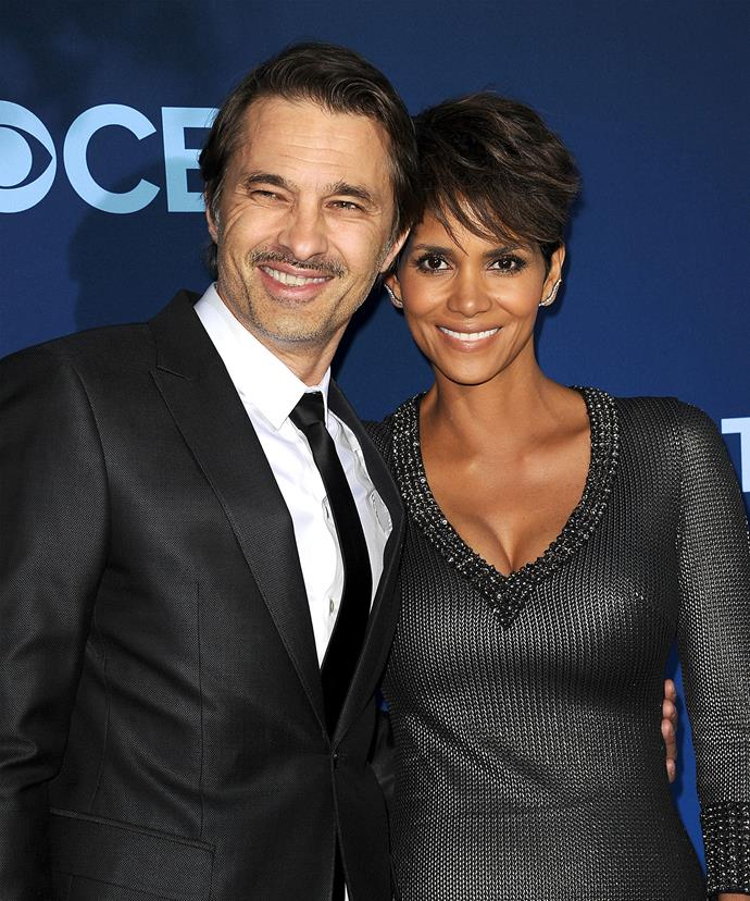 Halle is reluctant to be a three-time divorcee.