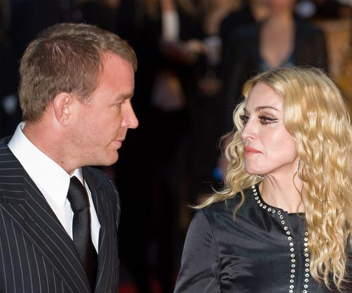 The pair entered into the dispute when Rocco abandoned Madonna's *Rebel Heart* tour.