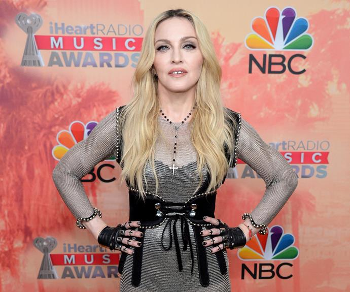 Madonna agreed to the arrangement even though she was seeking custody for herself.