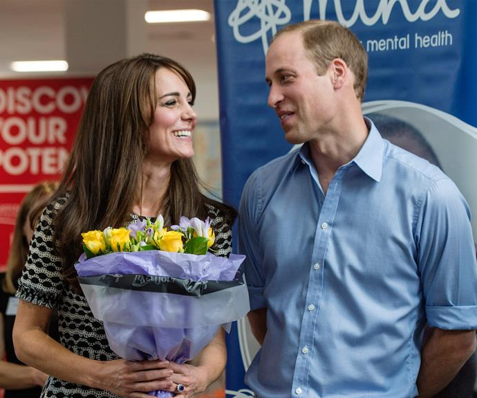 We bet Prince William is number one in Duchess Catherine's eyes!