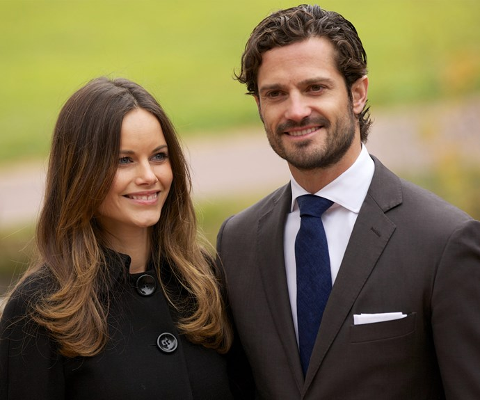 Prince Carl is gorgeous, and married to gorgeous model Sofia.