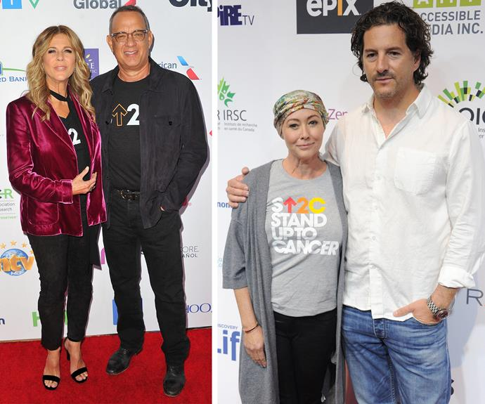 Rita Wilson has been an inspiration to current cancer suffer Shannen.