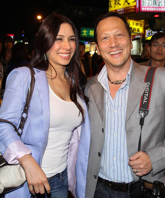 Rob Schneider and wife Patricia welcome baby girl | Now To ...