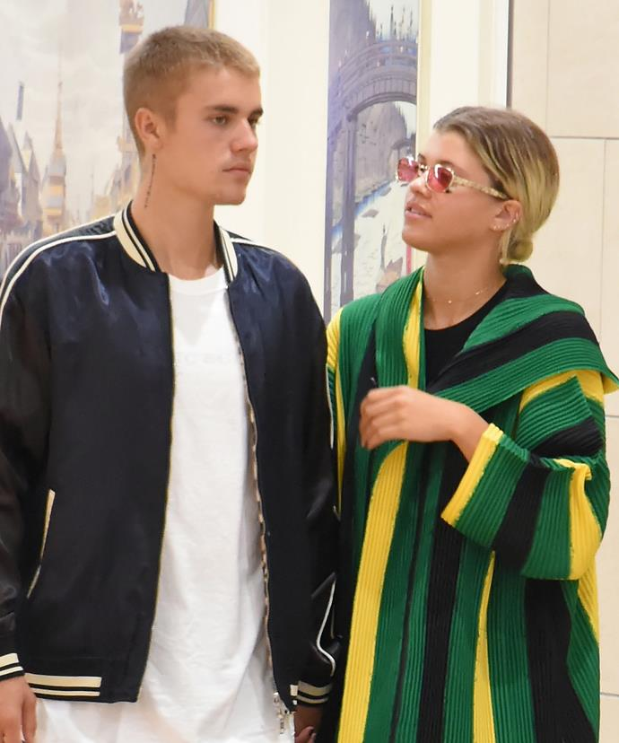 Haters gonna hate Justin Bieber and Sofia Richie too.
